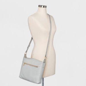 Crossbody bag New gray